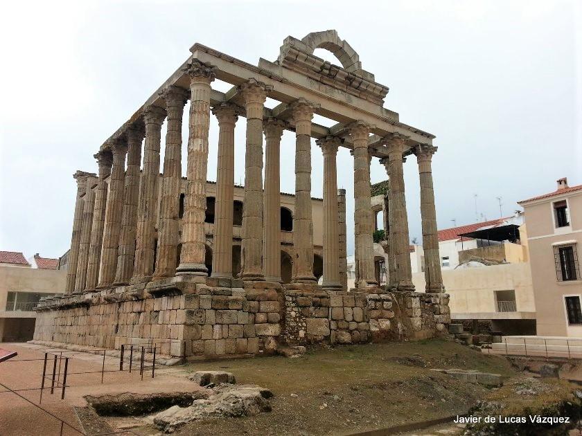 Ruinas romanas en Mérida