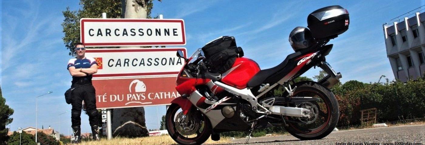 Carcasona, país cátaro francés