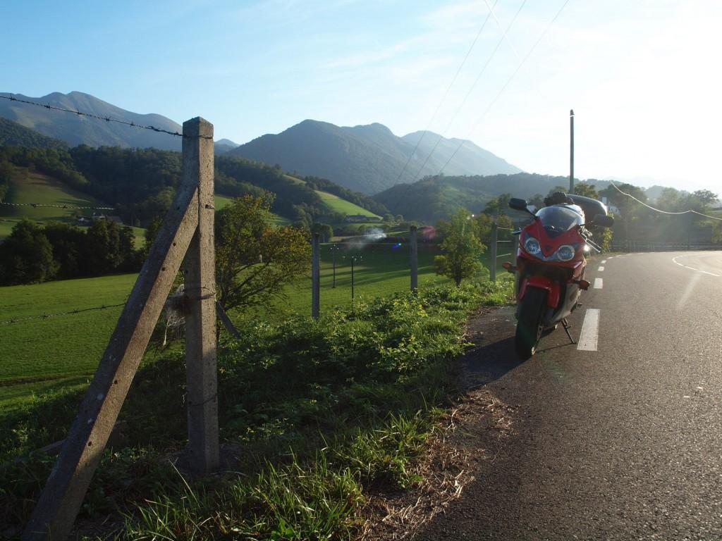 Por los valles pirenaicos del sur de Francia