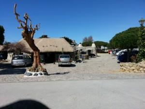 Camping de Trafalfar