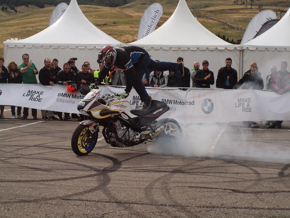 Espectáculos de la BMW Motorrad Days