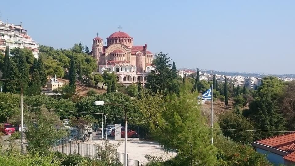 Iglesia Ortodoxa de San Pablo.