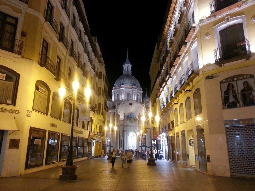 Centro histórico de Zaragoza