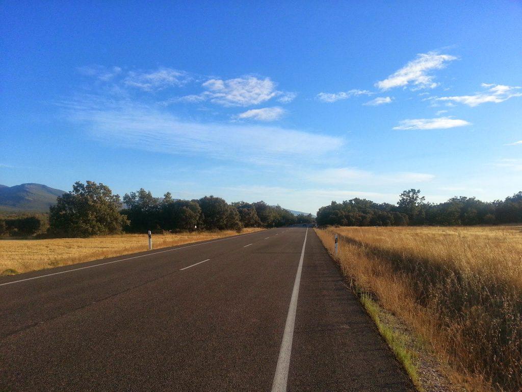 Carretera de Soria. Campo Castellano