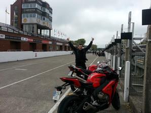 TT Isla de Man 2013