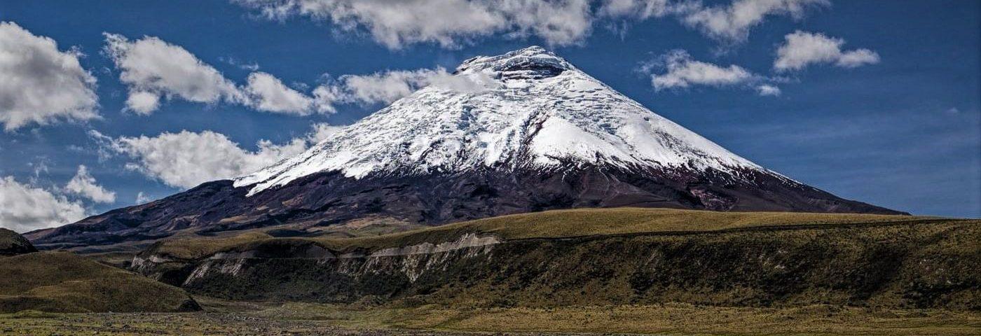 Ecuador, tierra de Volcanes