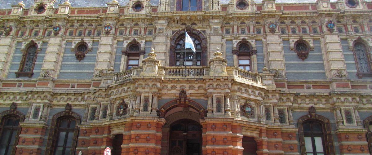 Palacio de Aguas Corrientes de Riobamba