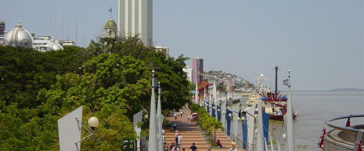 Malecón de Guayaquil
