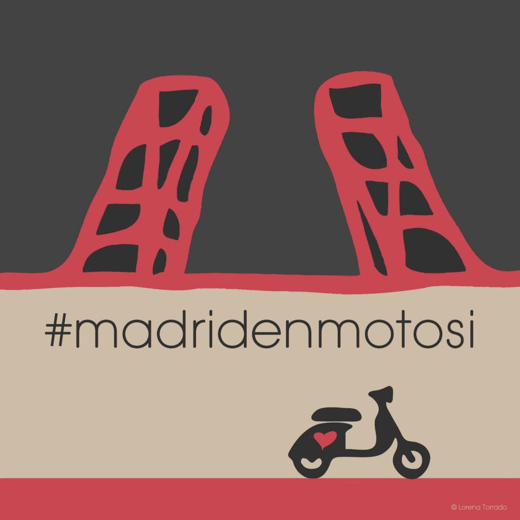 Madrid se moviliza contra el ataque municipal a las motos