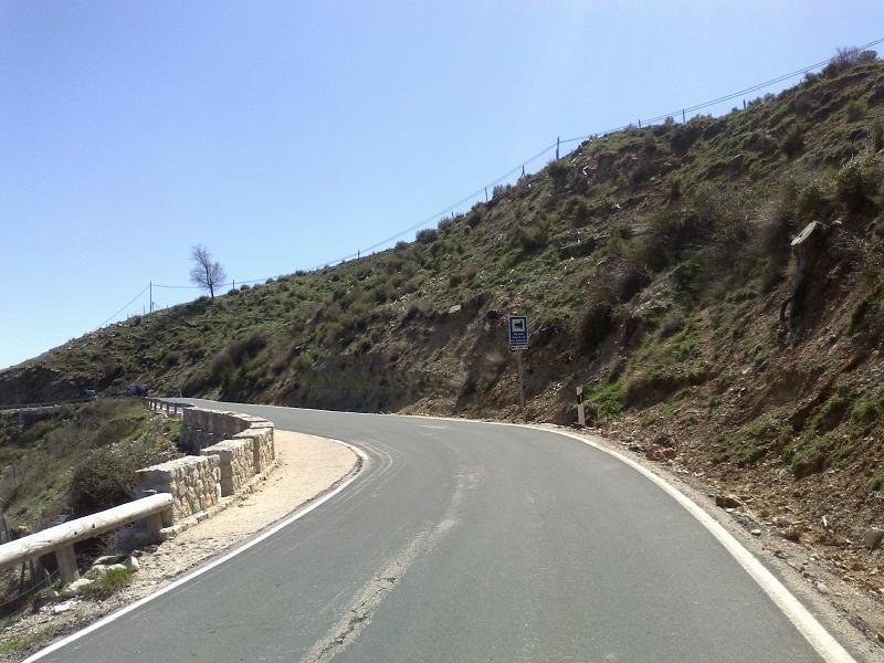 Carreteras de la Sierra de Grazalema