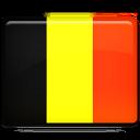 Bandera de Belgica