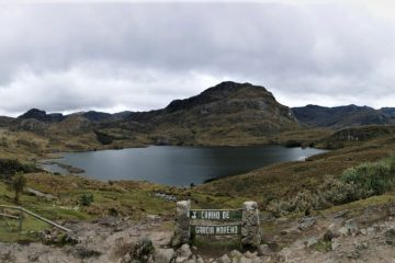 Parque Nacional de El Cajas.
