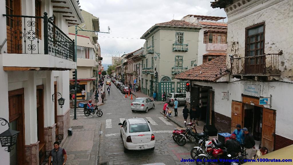 Callejeando por el centro de Cuenca