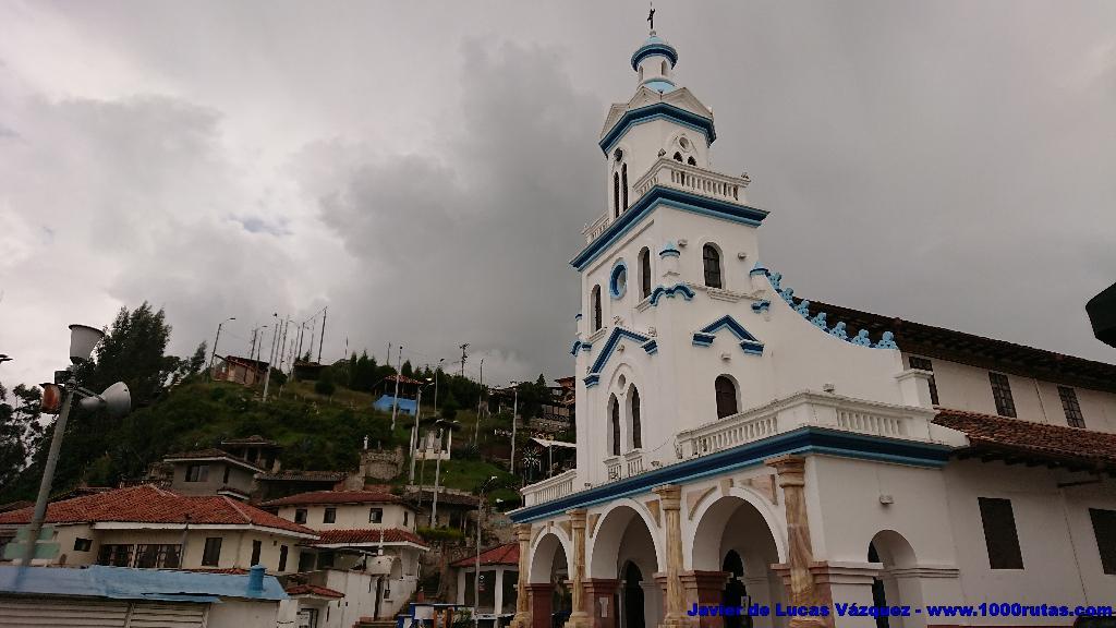Mirador del Turi. Santísima Virgen de La Merced de Turi