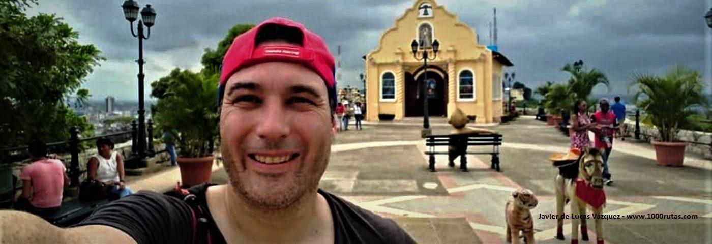 Guayaquil , Cerro de Santa Ana.