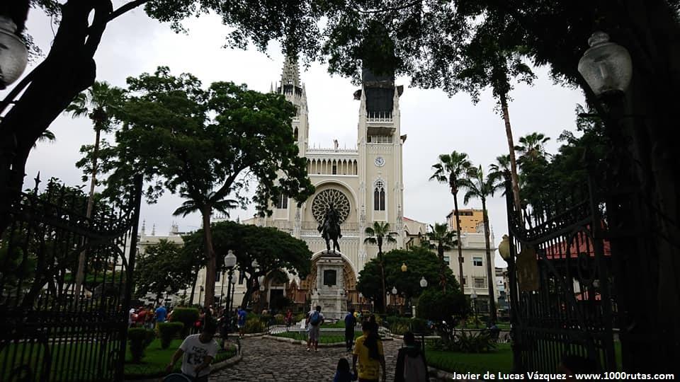 Catedral Metropolinata de Guayaquil