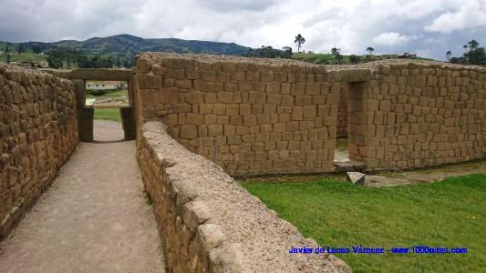 Asentamiento Inca en Incapirca