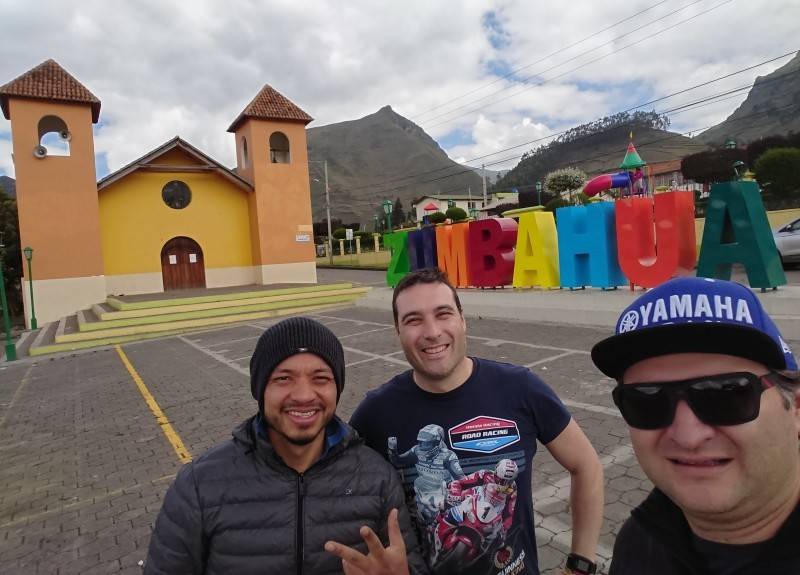 Zumbahua, de camino a Quilotoa