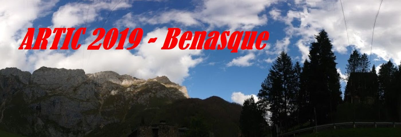Artic 2019 Benasque