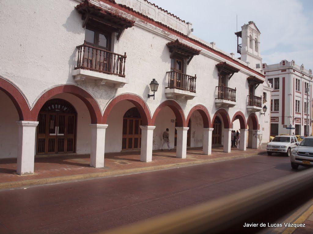 Callejeando por Cartagena