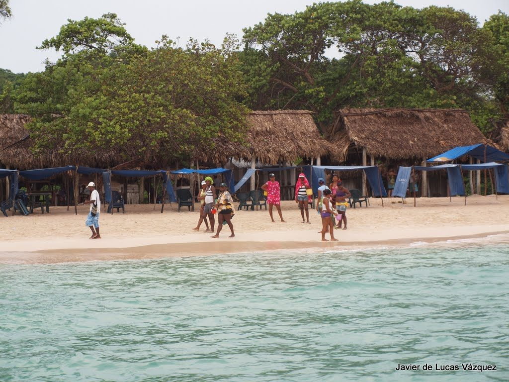 Playa de Barú