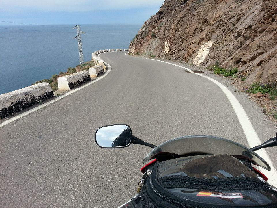 Llegando al Cabo