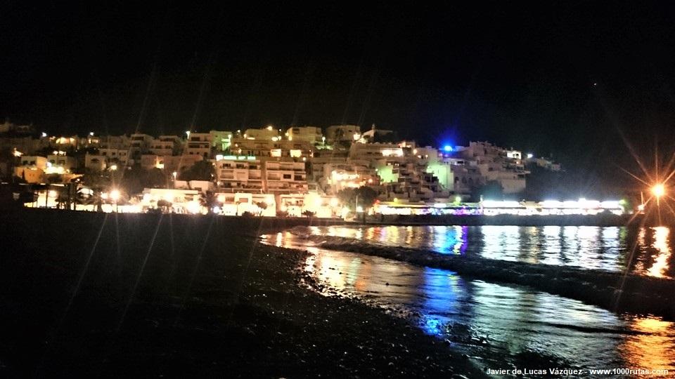 Playa de San José.