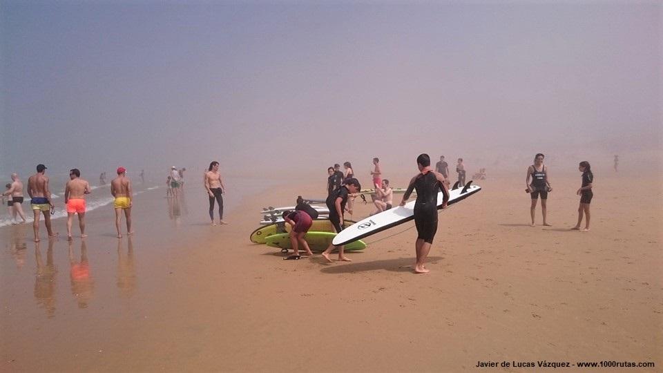 El litoral gaditano es uno de los paraisos costeros de la península.