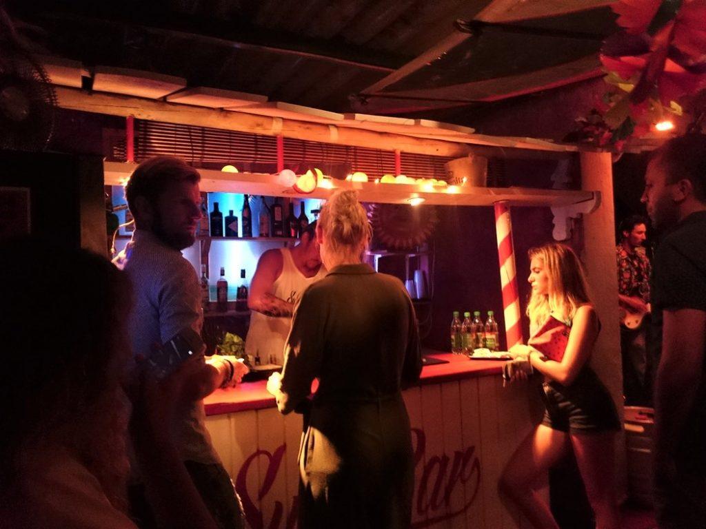 Música en directo en los pubs