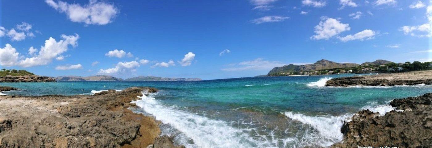 Alcudia, Mallorca. Playa de Sant Joan