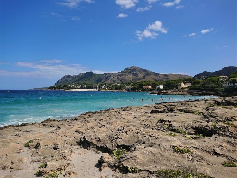 Playa de Sant Joan, Alcudia