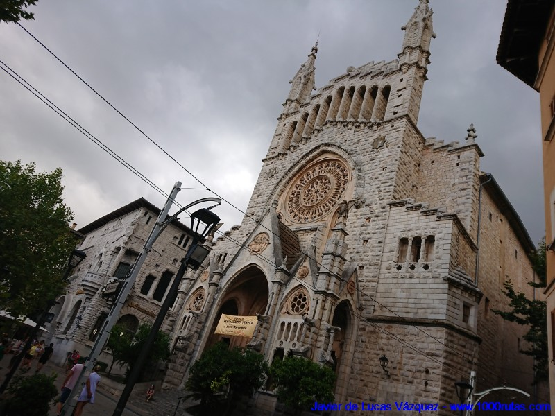 Iglesia de Sóller