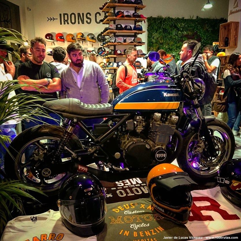 La Moto del Mes en Irons. Octubre 2019