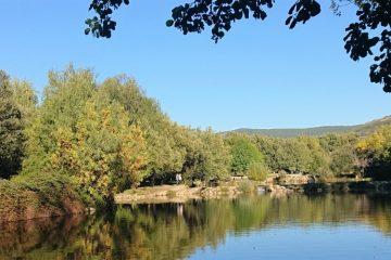 Las Presillas. Sierra Norte de Madrid