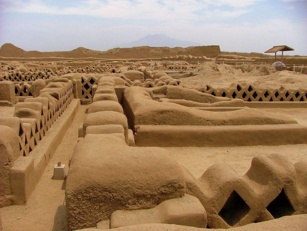 Ruinas de Chan-Chan