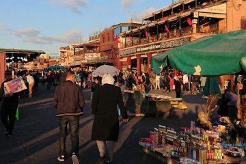 La Gran Plaza de Marrakech