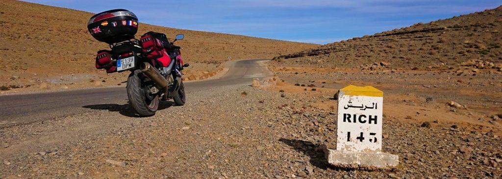 Marruecos en Moto 2019