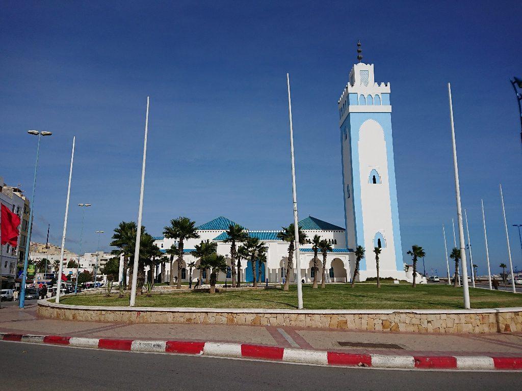 Mezquita Mohamed VI en Catillejos