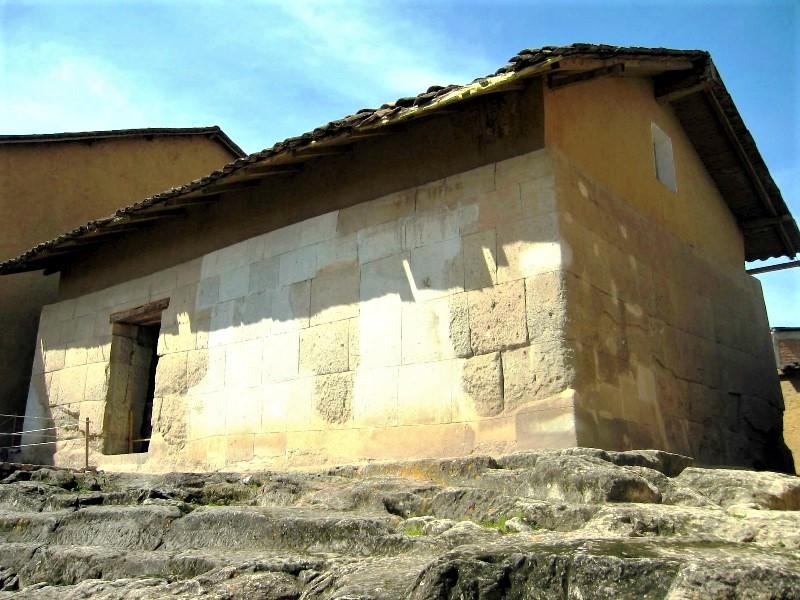 Cuarto del Rescate de Cajamarca.