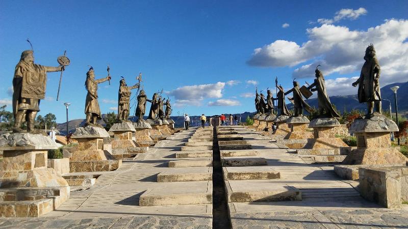 Alameda de los Incas