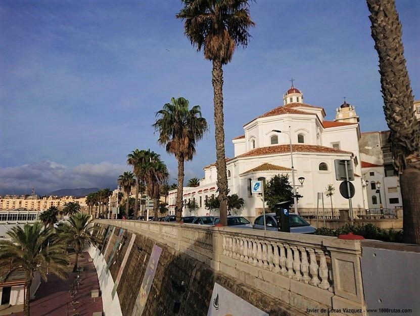 Catedral de La Asunción de Ceuta.