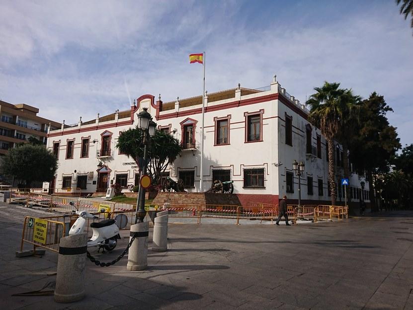 Comandancia General de Ceuta
