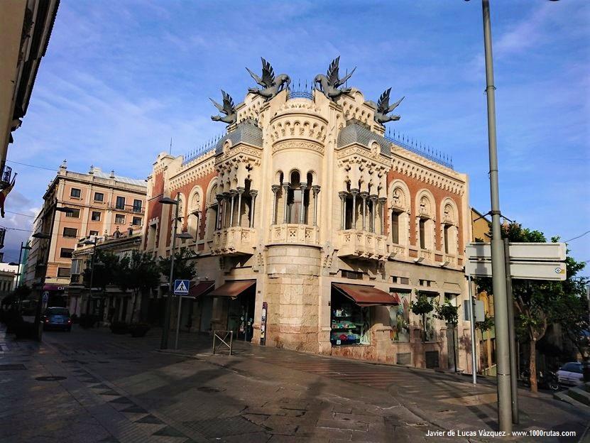 Casa de Dragones en Ceuta