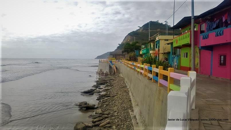 La Entrada, subiendo la marea. (Ruta del Sol)