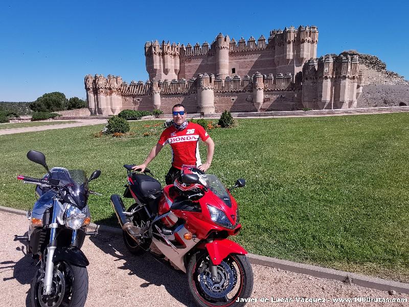 El Castillo Gótico Mudéjar de Coca