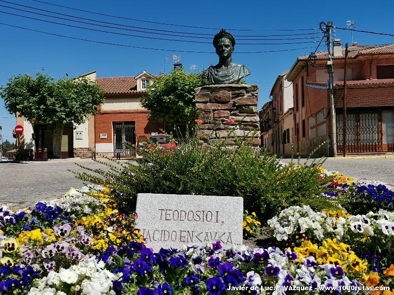 Monumento a Teodosio el Grande