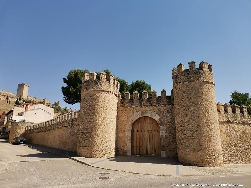 Puerta de Peñaranda de Duero
